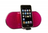 Logic3 i-Station Go Portable Lautsprecher in Pink