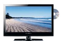 Reflexion LDD1671 mit Satelliten Tuner, DVB-T und DVD Player 12V