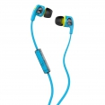 Skullcandy Smokin Buds 2 hot blue/hot lime/hot lime W/Mic