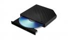 LG GP30NB20 Externer DVD-Brenner in schwarzem Slimline-Design mit USB-Anschluss