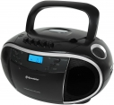 Roadstar RCR-3750UMP Boombox mit CD/MP3/Kassette/USB