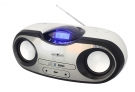Reflexion CDR007BT Boombox mit Bluetooth/CD/MP3/USB/AUX-IN