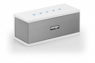 Cabstone SoundBlock - eleganter Bluetooth-Lautsprecher mit 360° Klangfeld