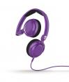 Skullcandy Lowrider Kopfhörer mit Mic purple
