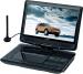 Reflexion 10 portabler DVD Player mit DVB-T, Akku für 12/230V Betrieb