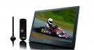 Reflexion LED1017 mit 10 LED-TV mit DVB-T2 Tuner und Akku für 12/230 Volt