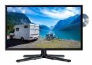 Reflexion LDDW22 mit Triple Tuner DVB-S2/C/T2 HD & DVD-Player für 12/230V