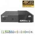 Formuler S Mini 4K Ultra HD Satellite - IPTV Receiver
