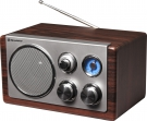 Roadstar HRA-1245WD Retro Design Radio Vintage Line