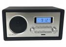 Reflexion HRA1250 Retro Design Radio in Schwarz