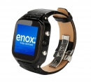 Enox WSP8802 Android Smartwatch Handyuhr 40GB SIM WLAN 5 MP Kamera GPS Bluetooth