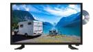 Reflexion LDDW19F mit DVB-S2/C/T2 HD & DVD-Player für 12/230V WoMo mit Fast-Scan
