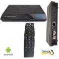 Dreambox One 4K 1x DVB-S2X Multistream Tuner E2 Linux Android UHD 2160p Sat Receiver