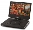 Reflexion DVD9003N (sp) portabler DVD-Player mit mit 9
