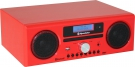 Roadstar HRA-9D+BT (sp) rdl DAB+/DAB/UKW-Radio mit Bluetooth, MP3/CD, USB