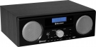 Roadstar HRA-9D+BT (sp) bk DAB+/DAB/UKW-Radio mit Bluetooth, MP3/CD, USB