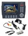 SAB Meter 3510 HD DVB-S / S2 und MPEG-2/4 Digitales Satfinder 4,3 LCD-Farbdisplay