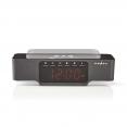 Digitaler Radiowecker mit Kabelloses Aufladen des Telefons UKW Bluetooth
