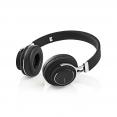 nedis Funkkopfhörer Bluetooth On-Ear Aufbewahrungstasche