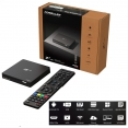 Formuler Z+ Neo 4K UHD IPTV Android OS Media Player H.265 HEVC 2,4 GHz WLAN