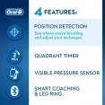 Oral-B GENIUS 9000 - elektrische Zahnbürste mit Bluetooth + Reiseetui