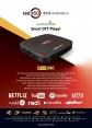 Redline red360 4K Android TV Smart OTT Player IPTV 12 Monate türkisch und arabisch