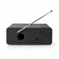 Nedis Internetradio mit UKW und Bluetooth und Fernbedienung