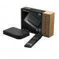 Formuler CC 4K UHD IPTV Android 7 Player mit DVB-C/T2 Tuner H.265 2GB RAM 16GB Flash 5GHz Wlan