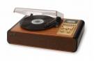 Reflexion HIF1975BT Plattenspieler im Holzgehäuse, Vintage Line