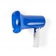 Megaphon MEPH160BU mit 300m Reichweite und bis zu 115 dB | Bluetooth | Eingebautes Mikrofon | Eingebaute Sirene